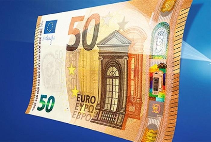 50 evra novi