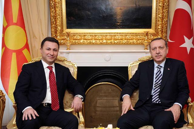 Gruevski-Erdogan