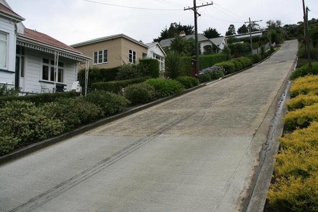 Najstrmna ulica 1