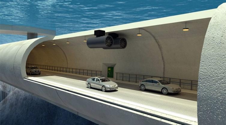 Norveshka podvoden tunel
