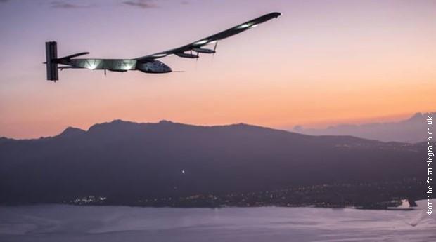 Solarni-avion