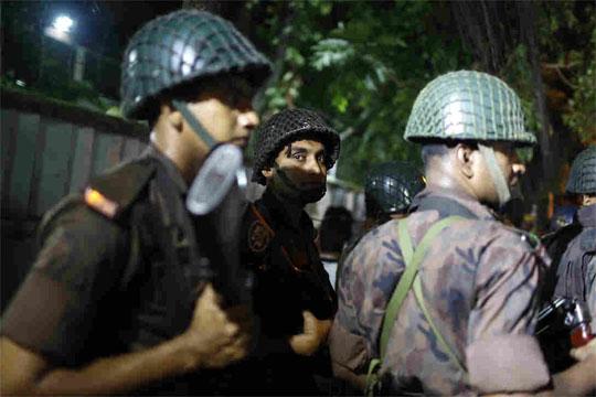banglades policija