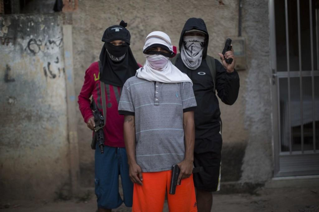 brazil narko bandi