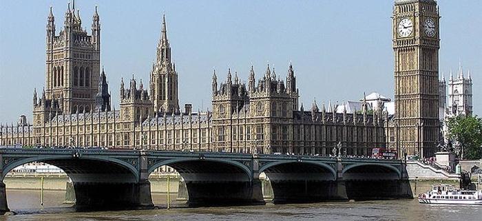 britanija parlament