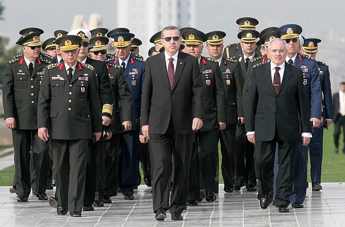 erdogan vojska