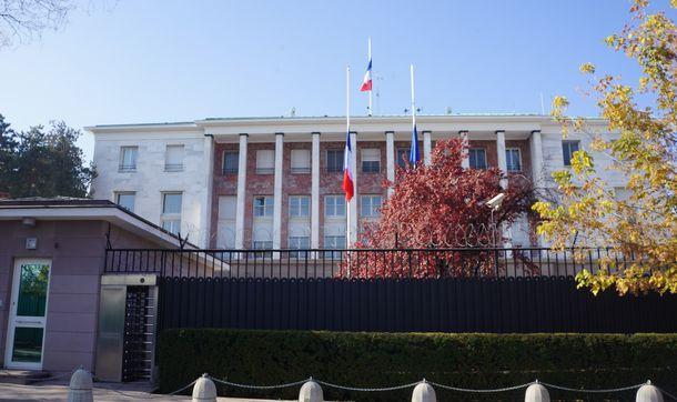 francija ambasada