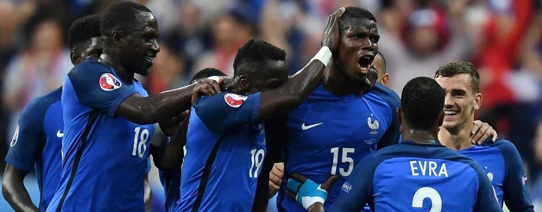 francija pobeda