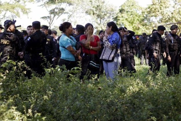 gvatemala policija