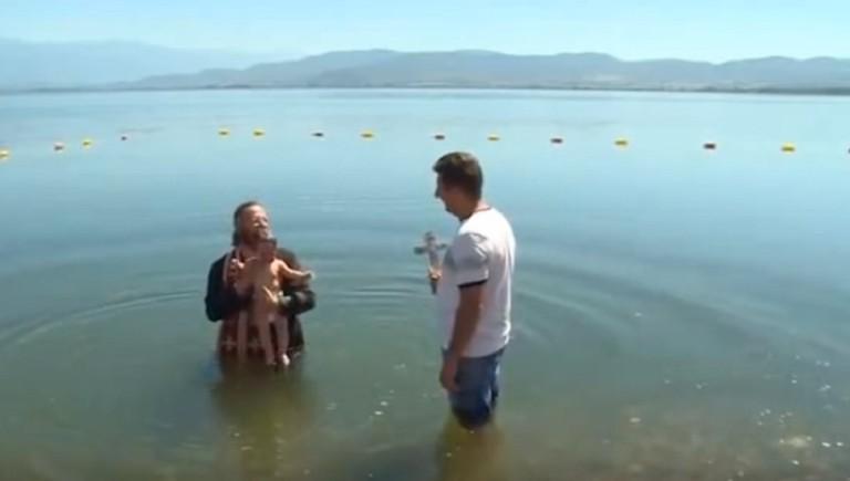 krstevka dojransko ezero