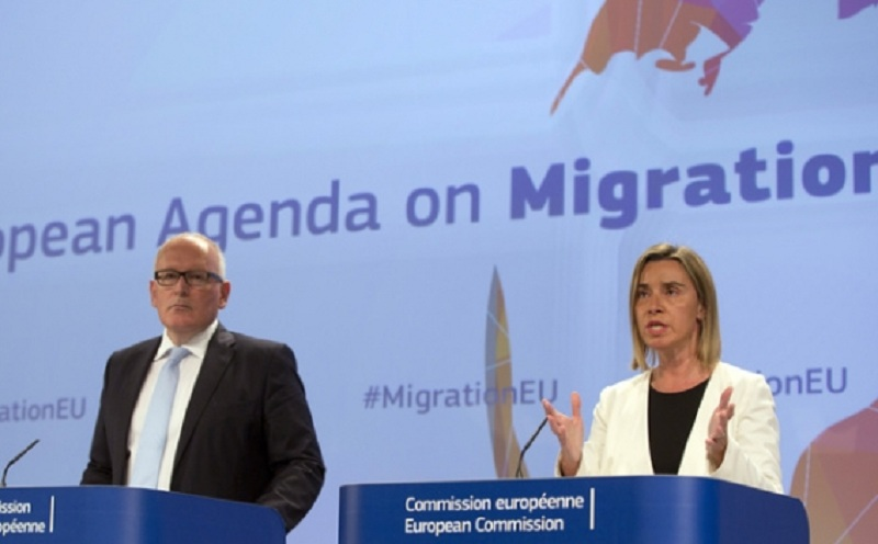 migranti eu