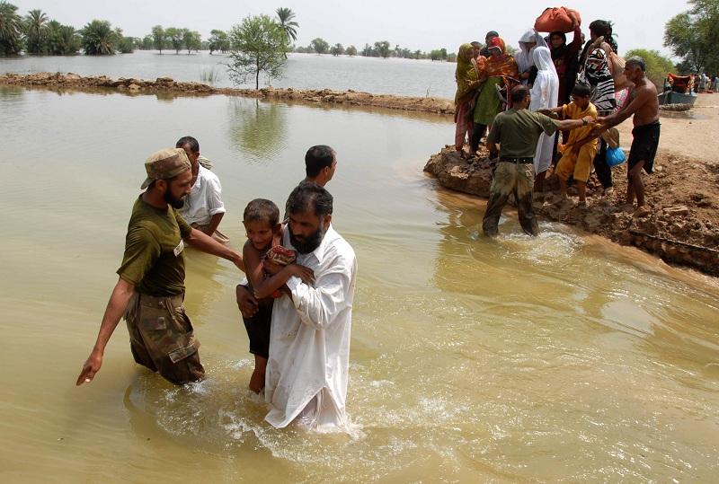 pakistan poplavi