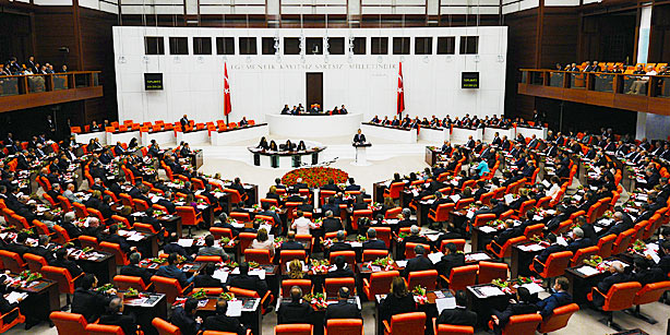 parlament Ankara