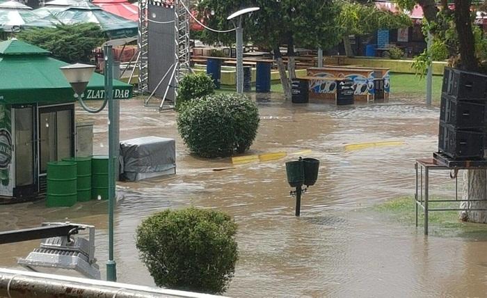 pivofest poplava