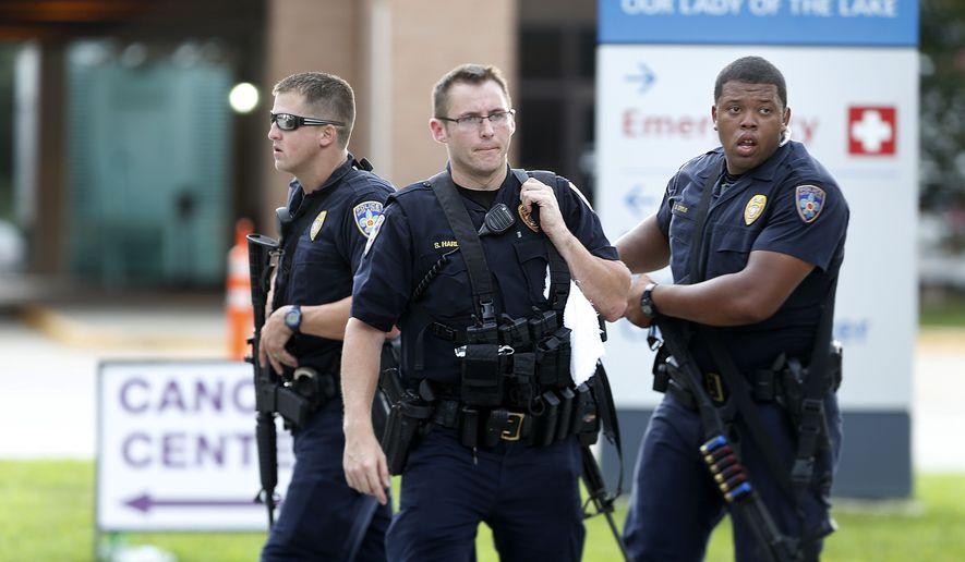 policajci luizijana