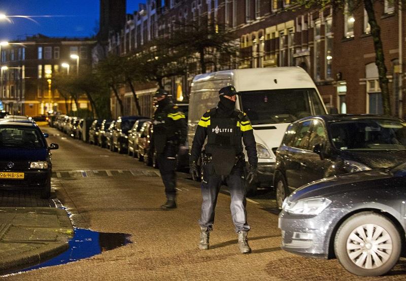 policija roterdam holandija