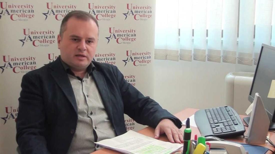 prof marko andonov