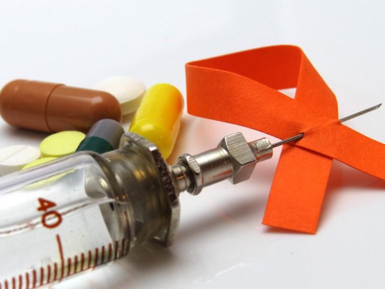 Medicamentos contra el SIDA