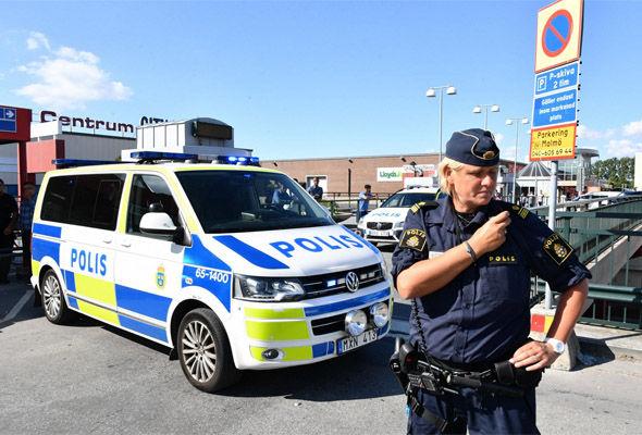 svedska policija