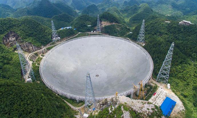 teleskop kina
