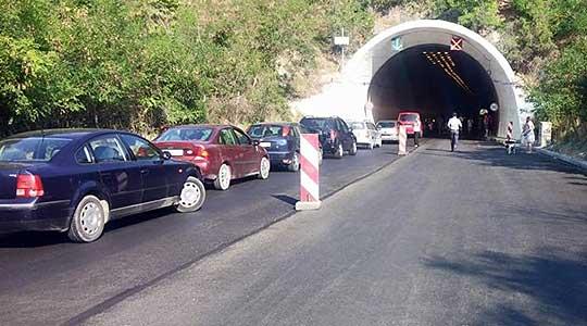 tunel demir kapija