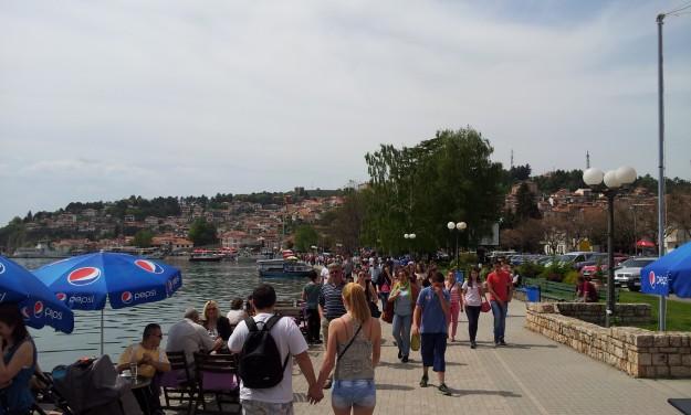 turisti ohrid