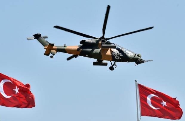 turski helikopter