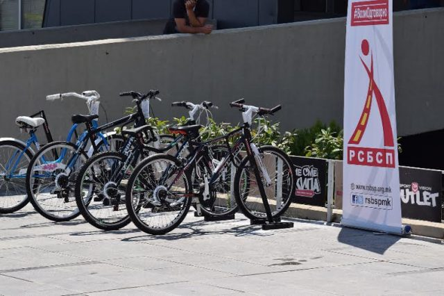 velosipedi parking sc bt