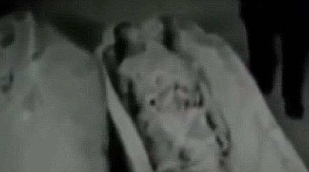 vonzemjanin mumija