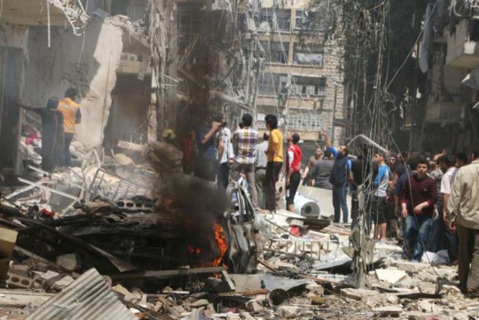 Alepo napadi