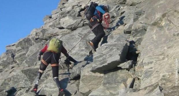 Endru-alpinist