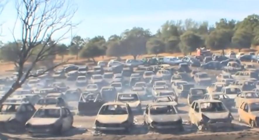 Portugalija parking