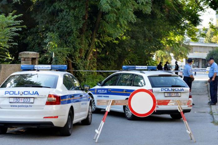 Zagreb eksplozija