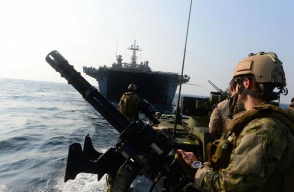 amerikanska mornarica