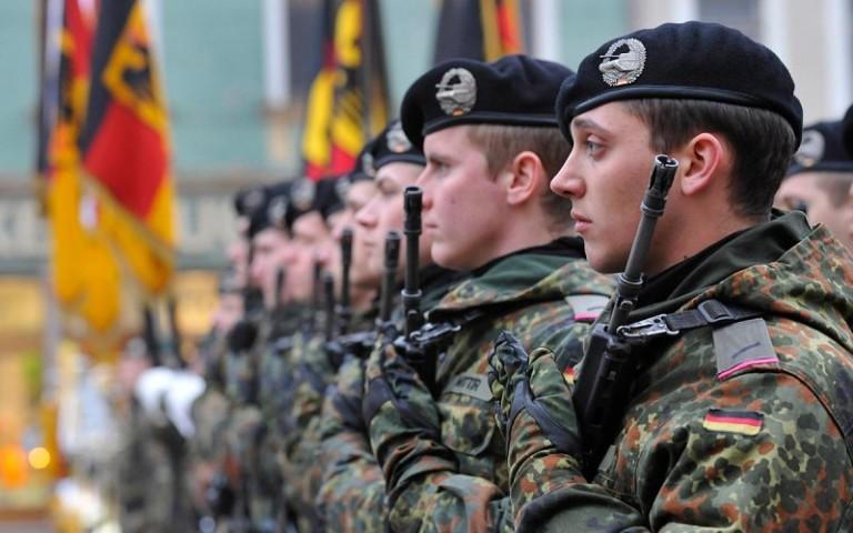 germanska armija