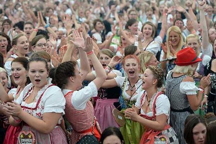 ginisov rekord bavarski nosii