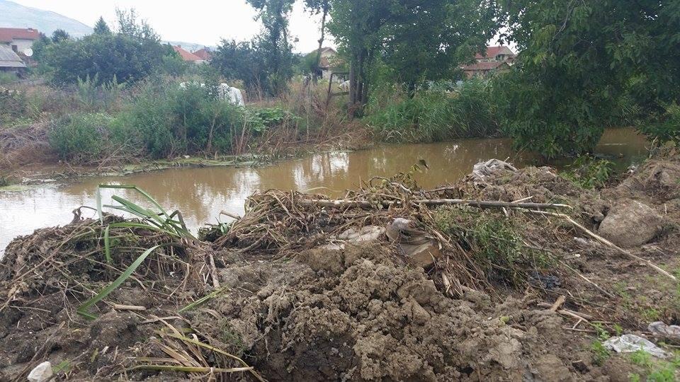 ilinden poplava