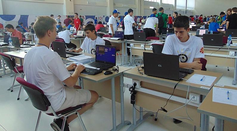 informaticari olimpijada