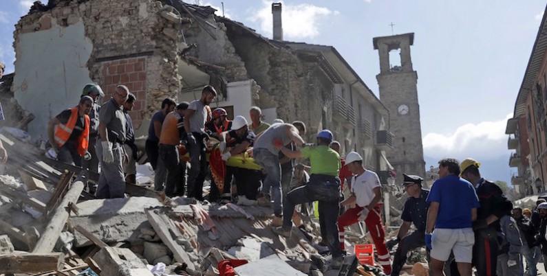 italija zemjotres