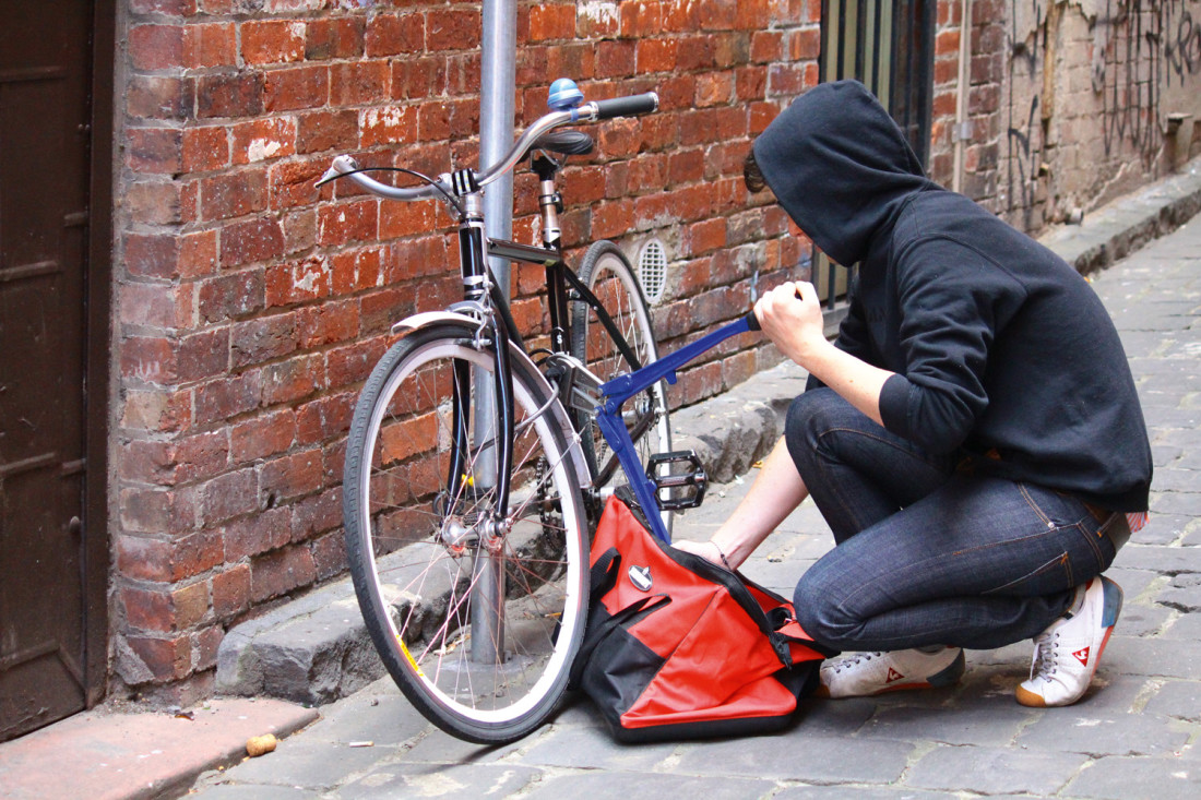 krazba velosiped