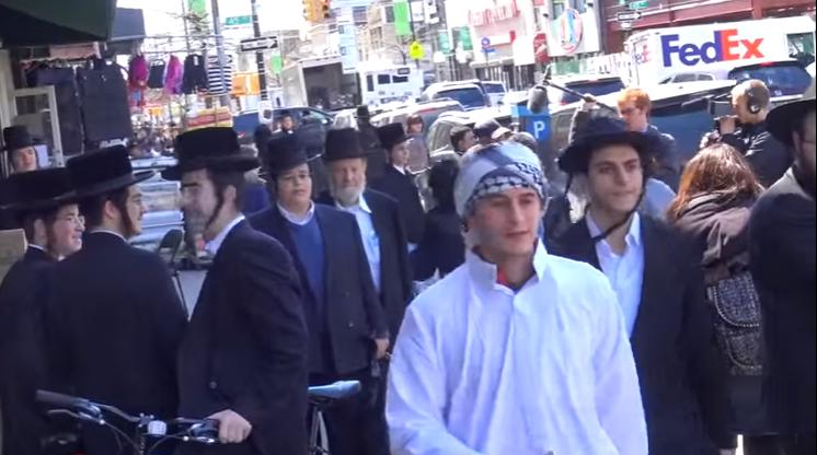 musliman i evrein