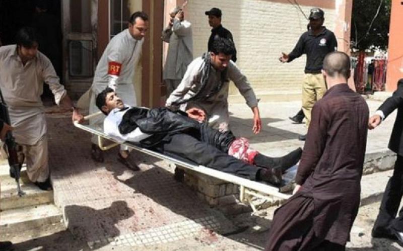 napad Pakistan