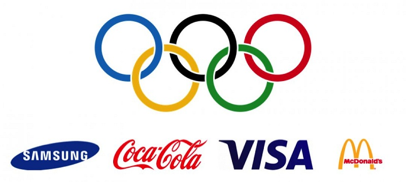 olimpiski igri sponzori