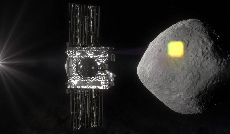 osiris rex asteroid ben