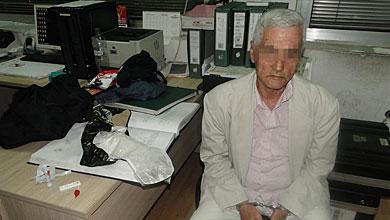 penzioner heroin