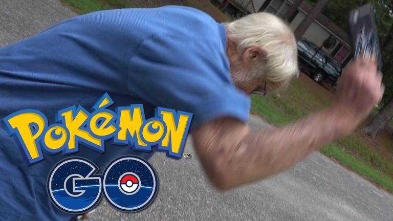 pokemon go angry