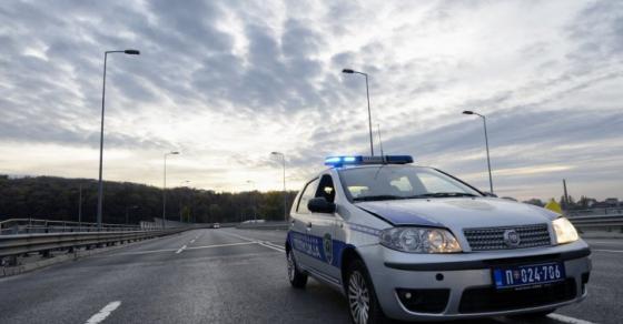 policija srbija pat
