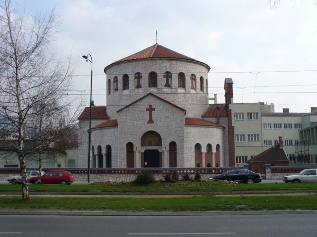 pravoslavna crkva- Saraevo