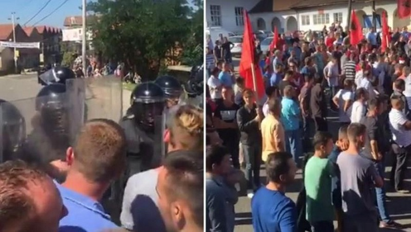 protesti kosovo srbi bogorodica