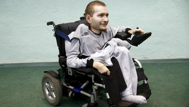 rusin paraliziran