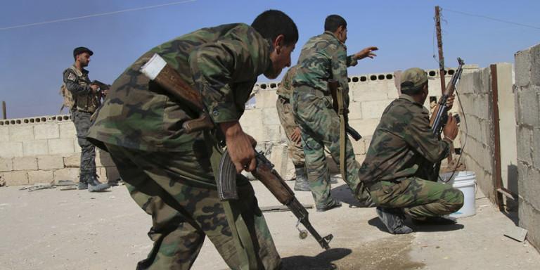 siriska vojska